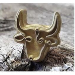 Réalisation de votre fer à marquer à chaud personnalisé d'après votre motif. Fer à marquer le bois. Fer à marquer le cuir.