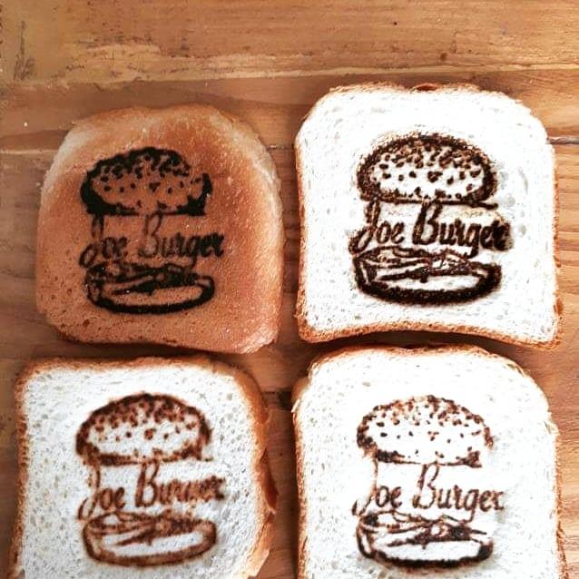 Fer à marquer le pain à votre logo