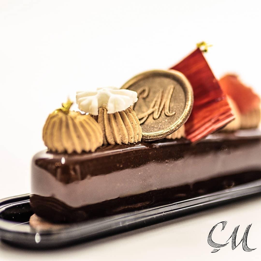 Tampons pour le chocolat en laiton alimentaire